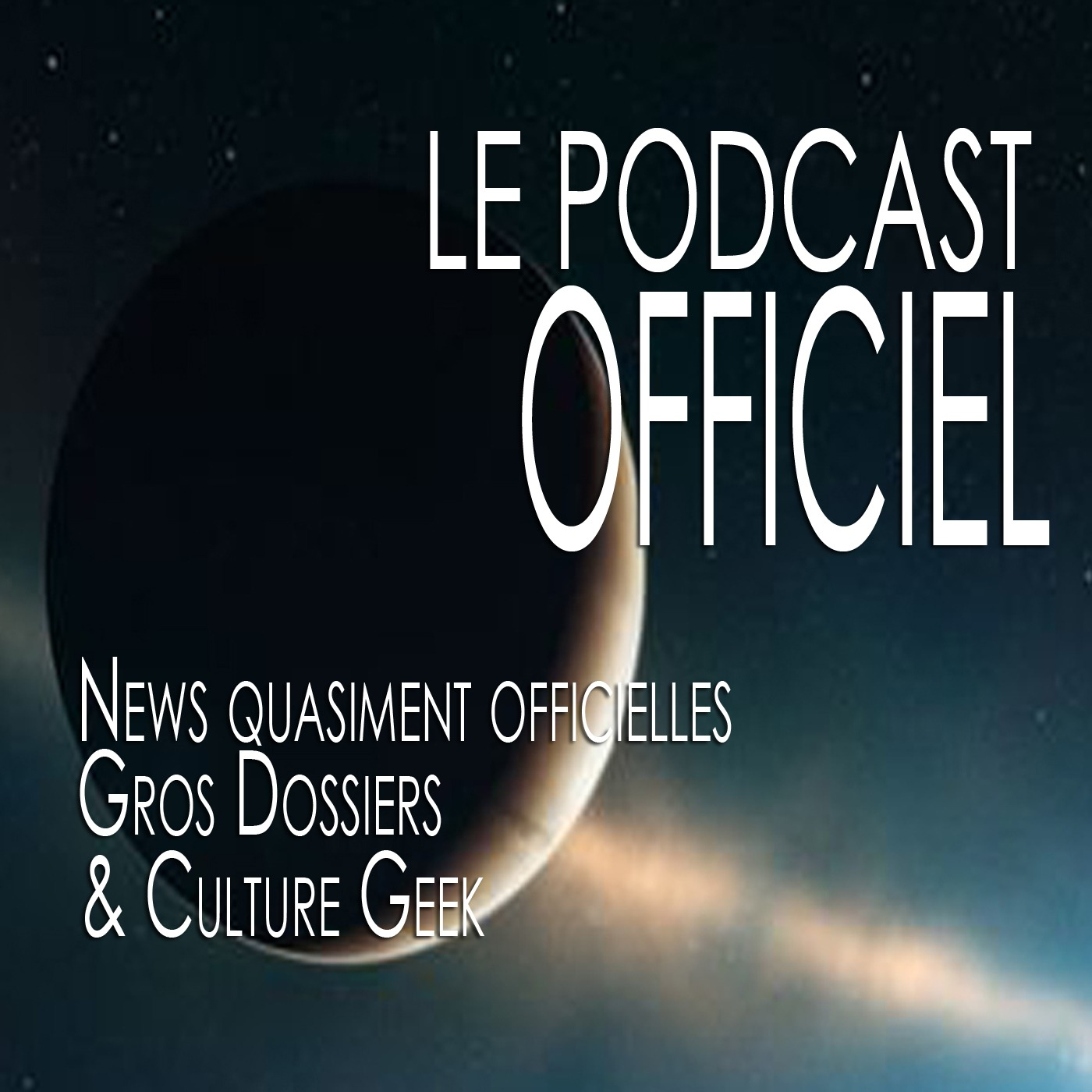 Le Podcast Officiel